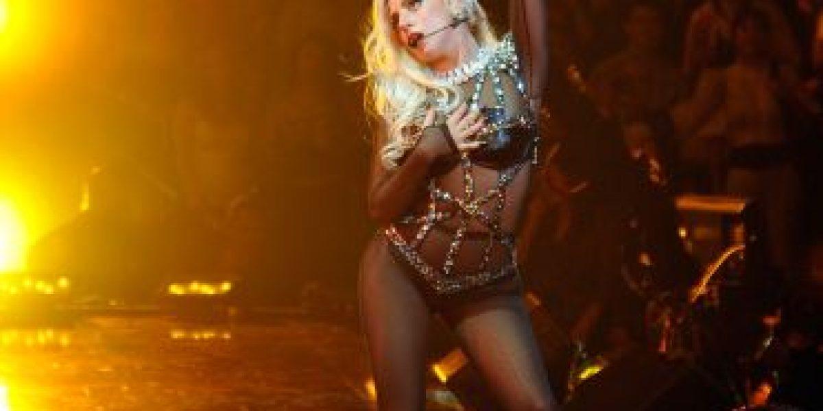 [FOTOS] El cambio de peso de Lady Gaga en un año