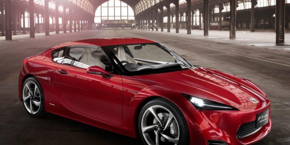 Toyota y su joya para el Salón del Automóvil