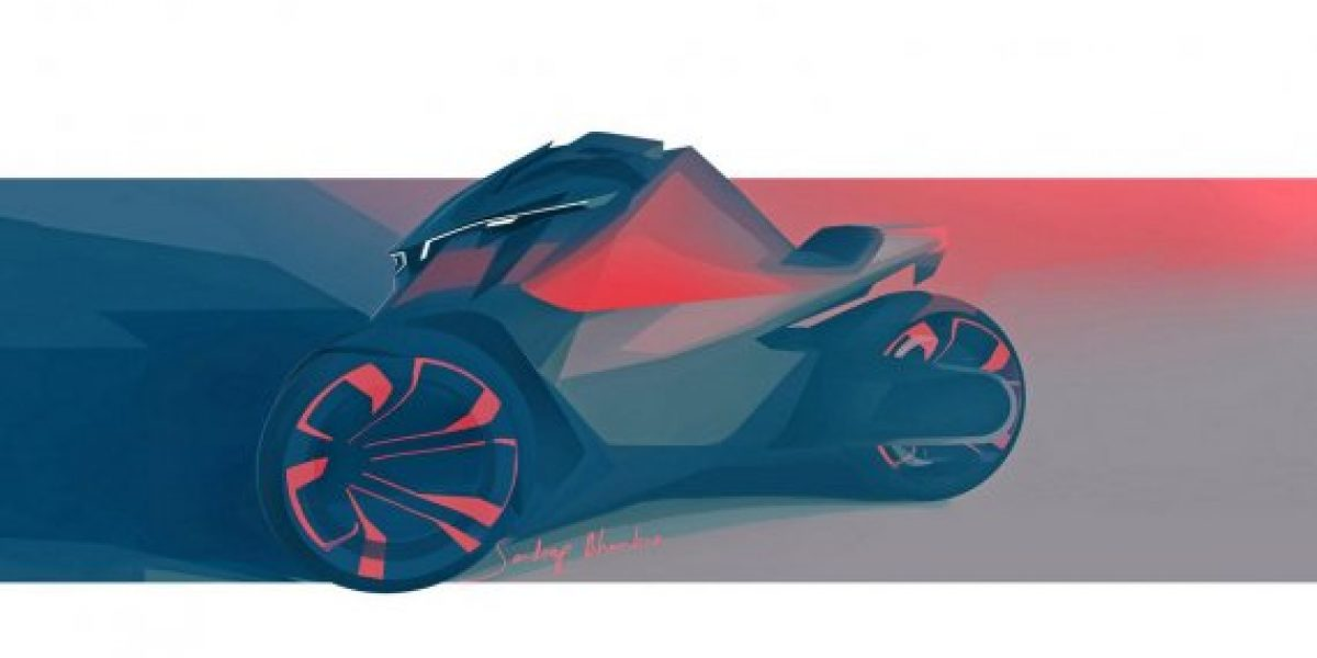 FOTOS: La nueva moto de Peugeot