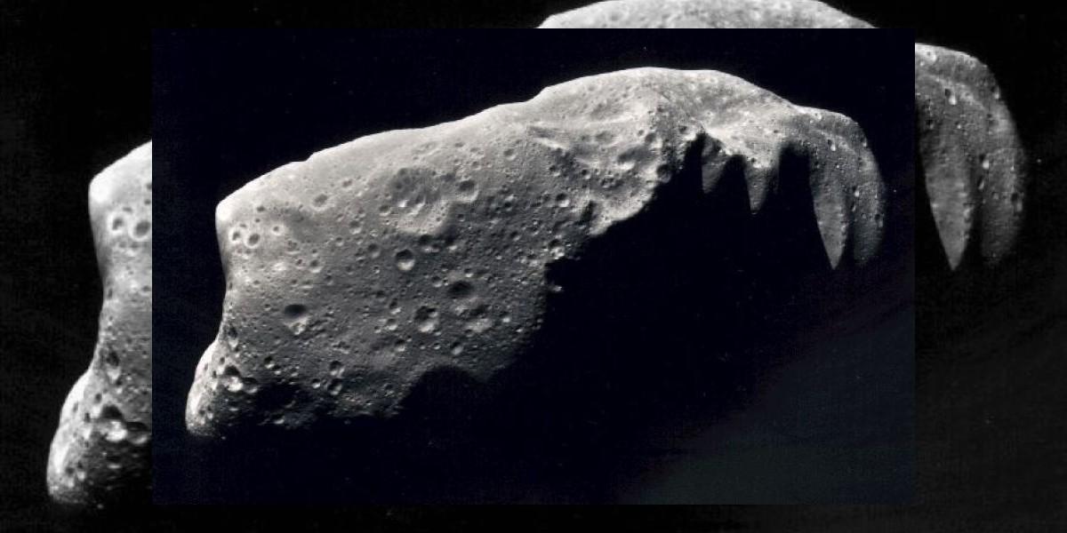 La NASA descubre rastros de hidrógeno en el asteroide Vesta