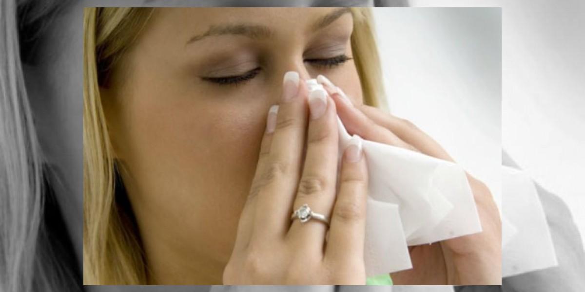 Especialista entrega claves para sobrellevar las alergias en primavera