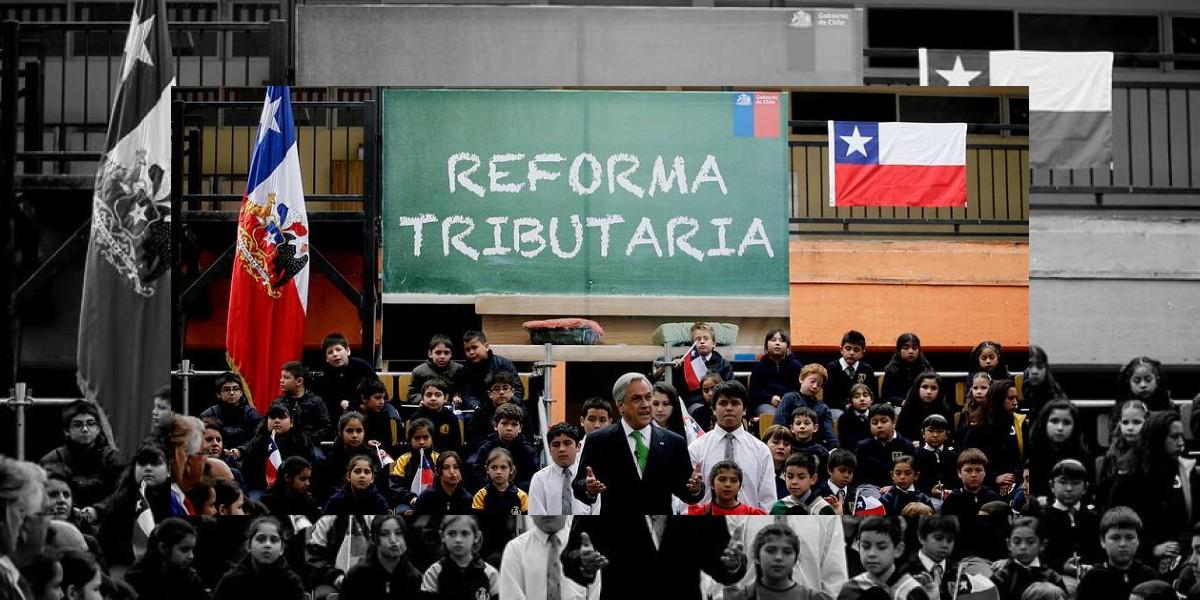 Piñera promulga ley que destina mil millones de dólares anuales para educación