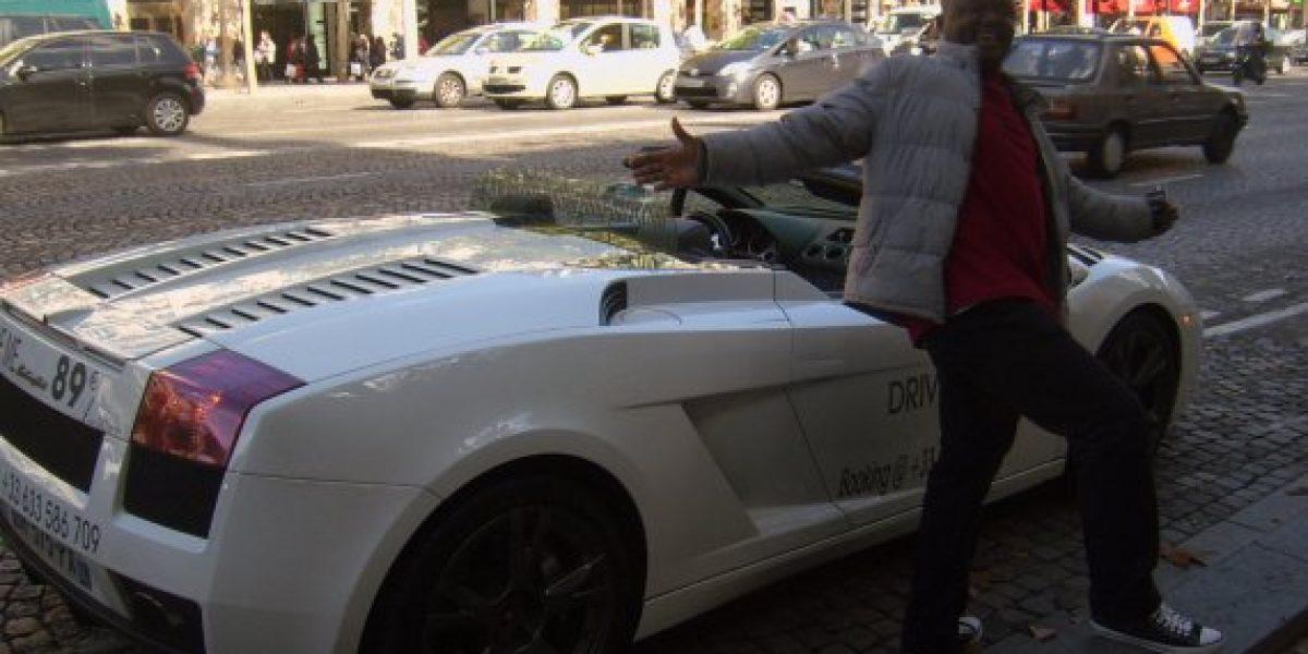FOTOS: Arrienda tu Lamborghini por 20 minutos