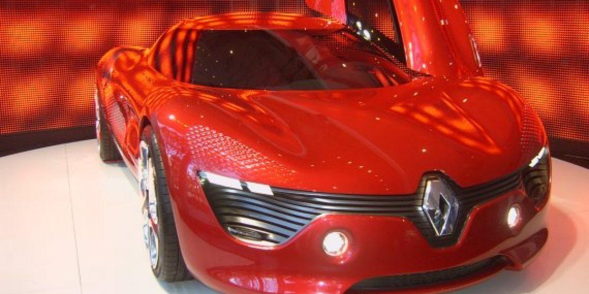 FOTOS: Mira el Renault Dezir que nos encontramos en Paris
