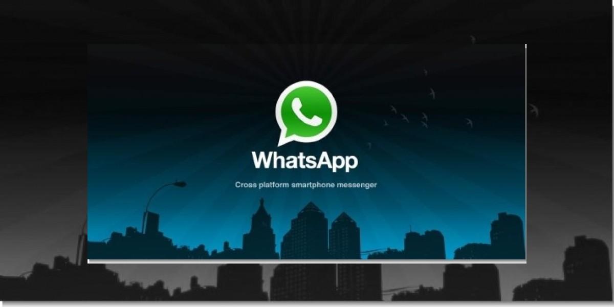 WhatsApp también es utilizada como herramienta de acoso sexual