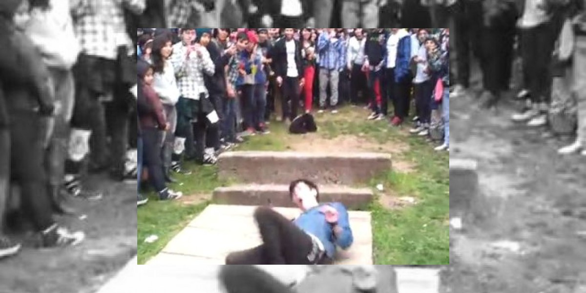 [VIDEO] Arriesgadas pruebas de los