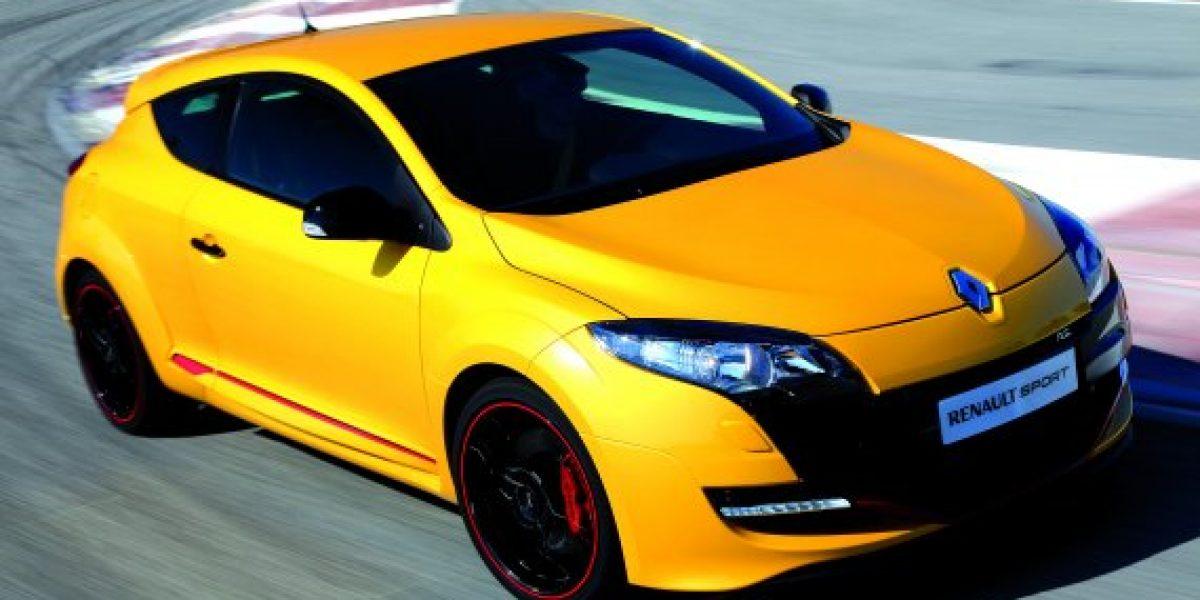 AUTOTEST: Renault Megane RS