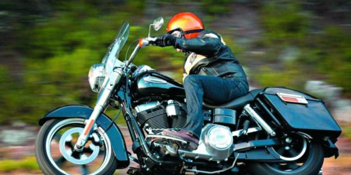 MOTOTEST: Dyna Switchback de Harley Davidson