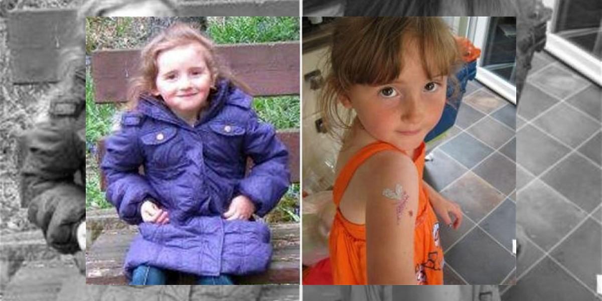 Conmoción en Gales por secuestro de una niña de 5 años