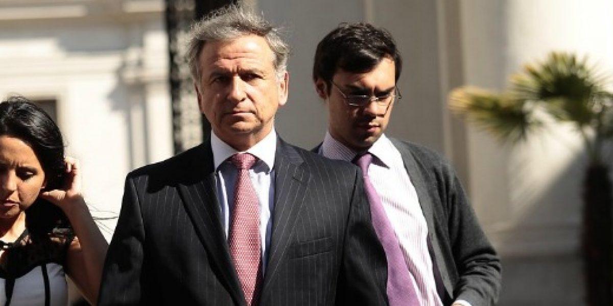 Felipe Larraín dará lineamientos del Presupuesto 2013