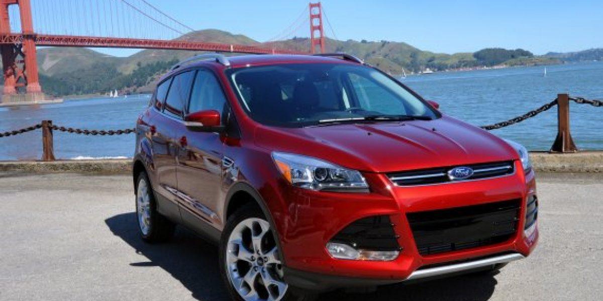 Con tecnología de punta y eficiencia global, llegó a Chile la nueva Ford Escape