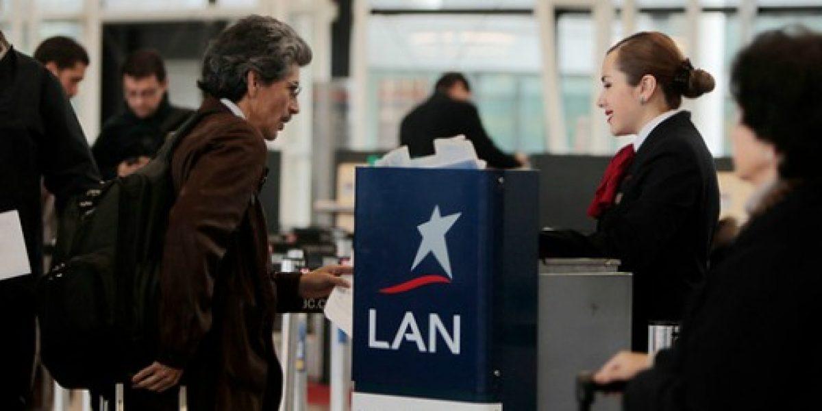 LAN aumentará frecuencias a Montevideo