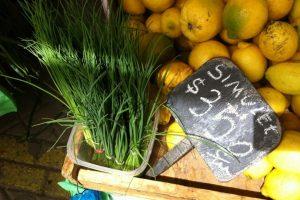 """En Coquimbo escribieron """"Simulet"""" cuando querían poner ciboulette. Foto:Scoopshot / Felipe Ignacio Chacón Araya. Imagen Por:"""