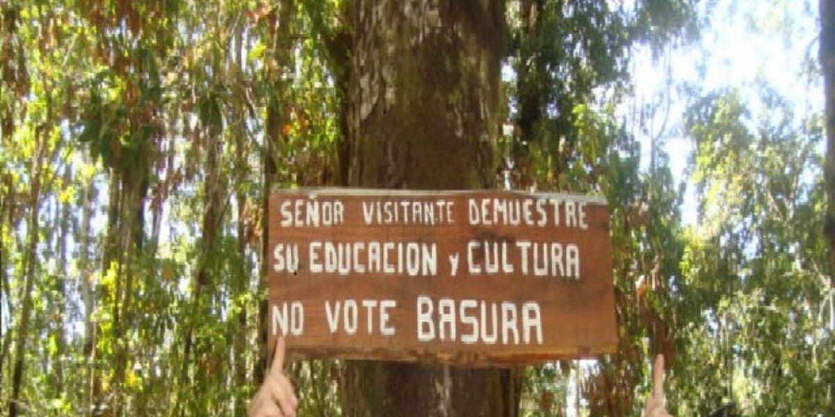 Scoopshot: Lectores encontraron llamativos letreros con errores en Chile