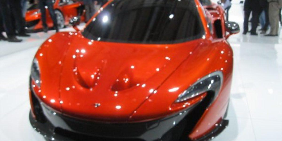 FOTOS: Los espectaculares McLaren del Salón de Paris