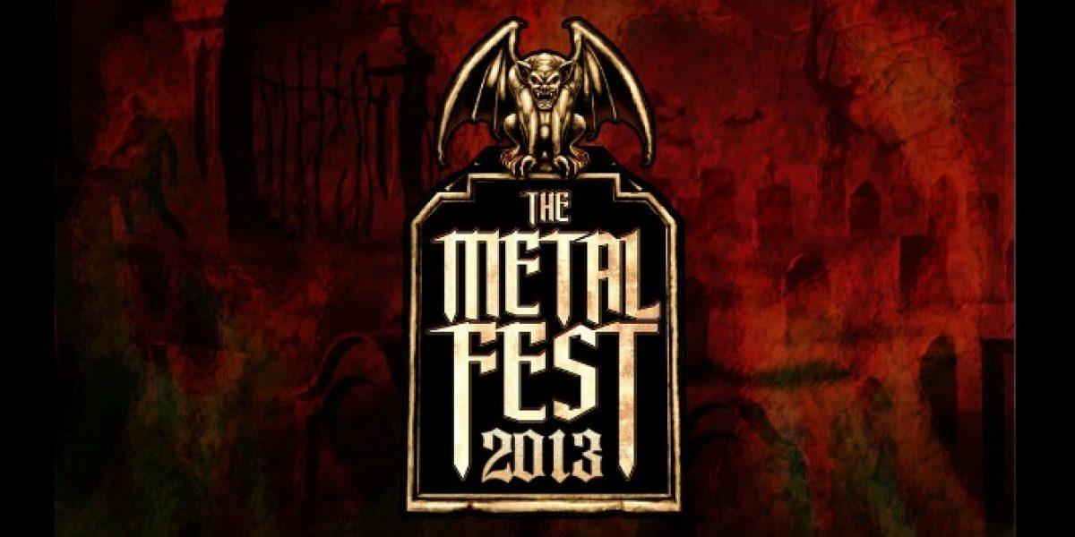 Metal Fest 2013 anuncia sus primeros invitados: Morbid Angel y Symphony X