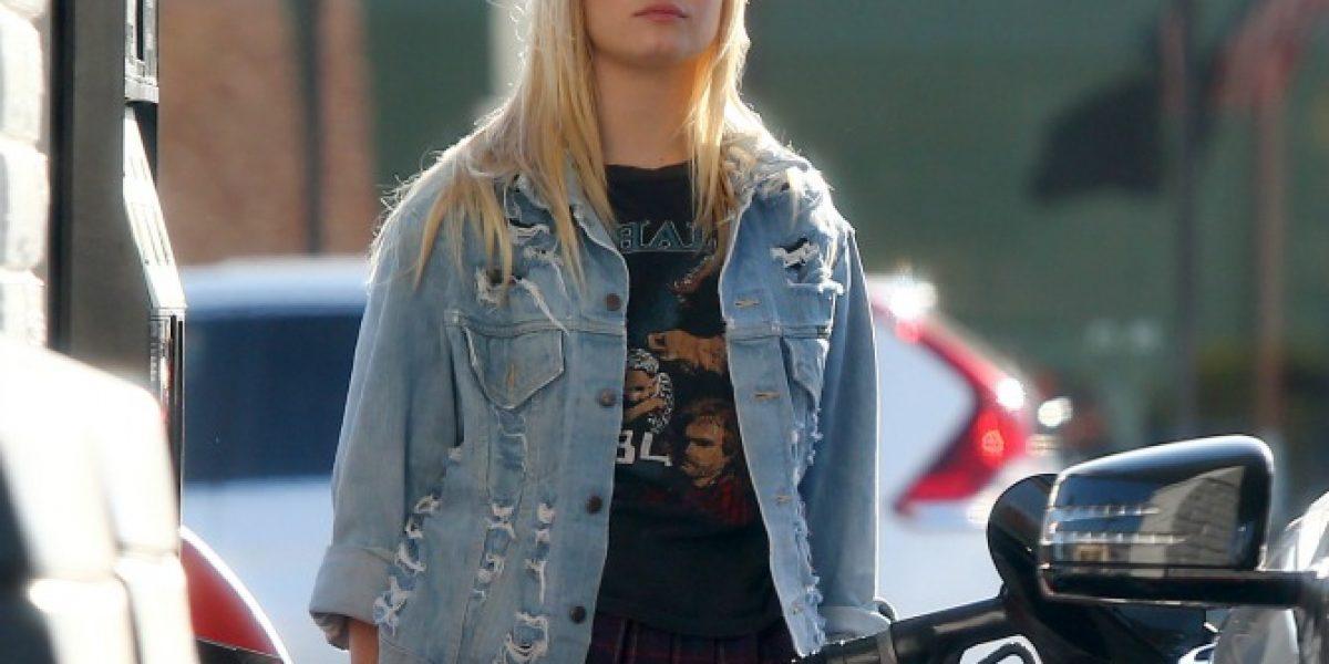 ¿Siguiendo los pasos de Miley? Demi Lovato sorprende con este look