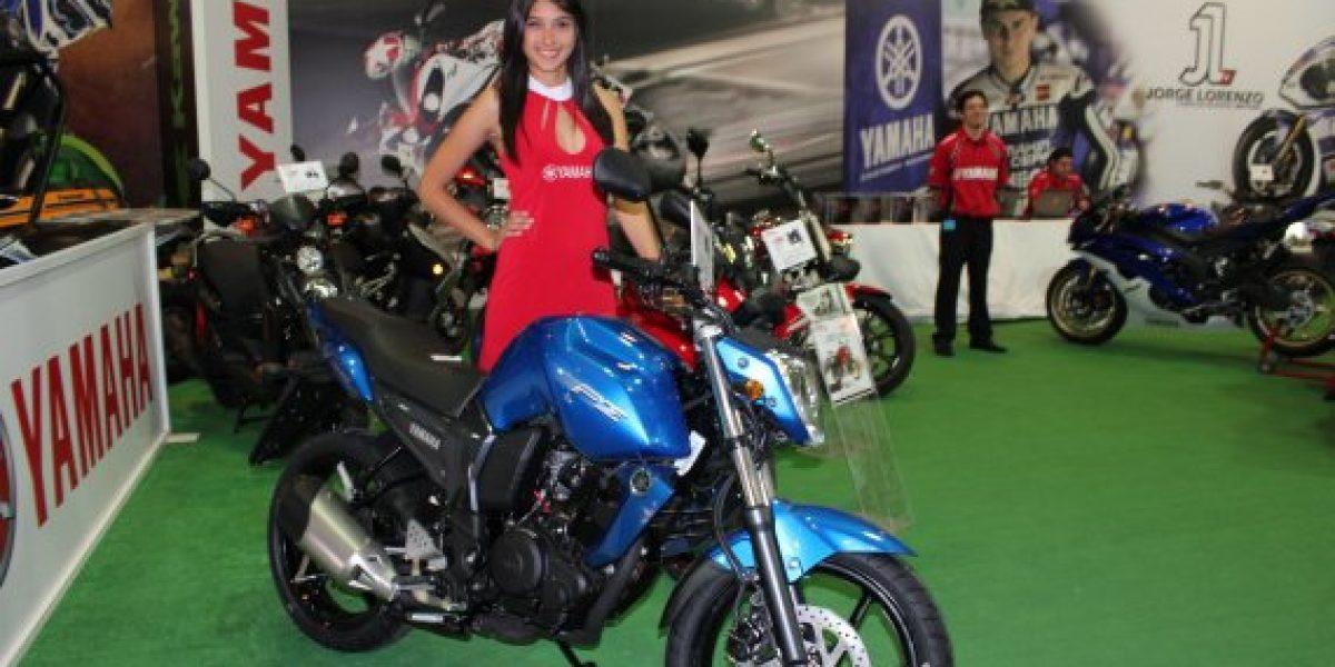 Las 5 motos más vendidas de Chile