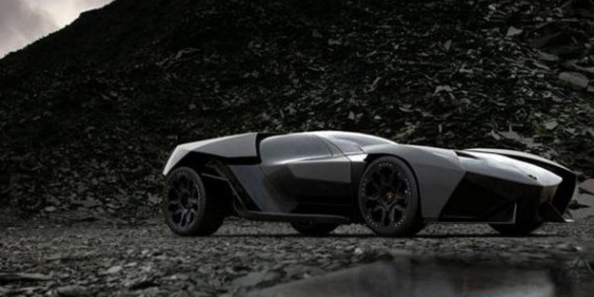 El Lamborghini de Batman