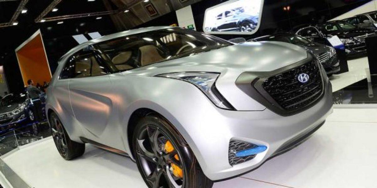 El auto del futuro llegó a Espacio Riesco