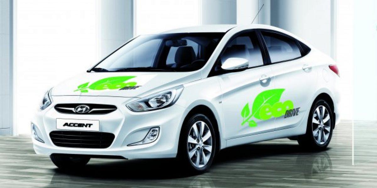 Hyundai es la primera marca en vender auto particular a gas