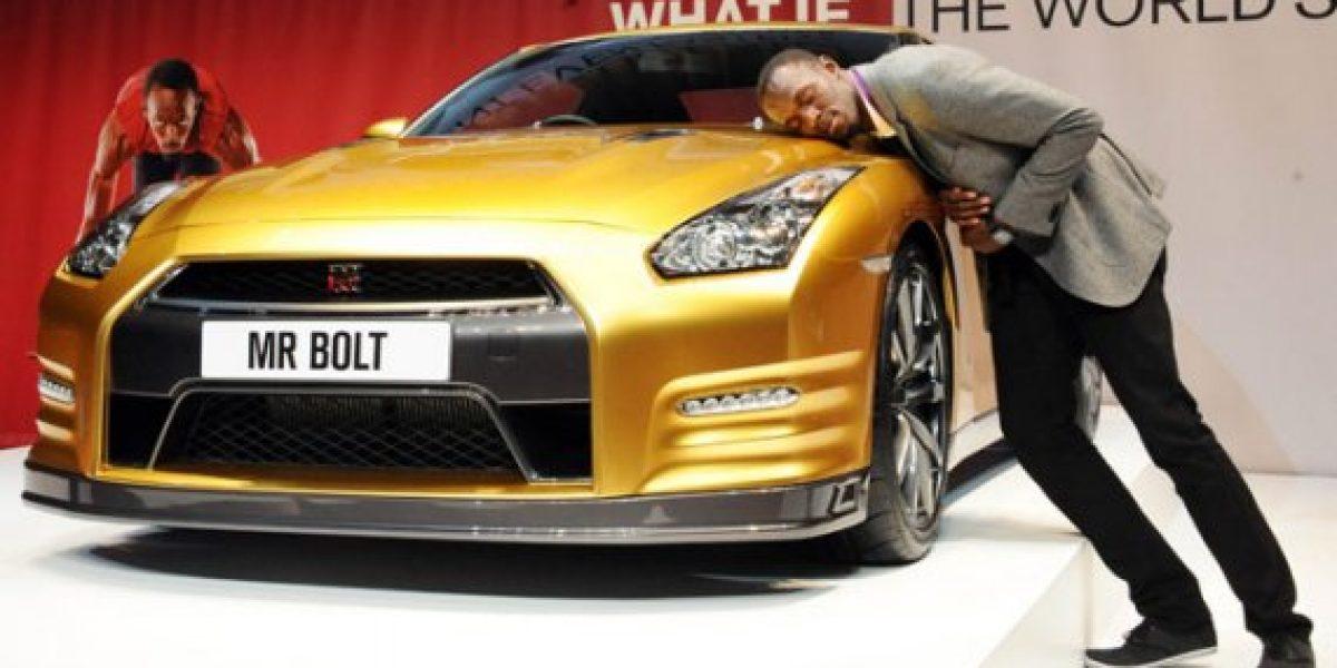 El fantástico Nissan GT-R que hizo Usain Bolt