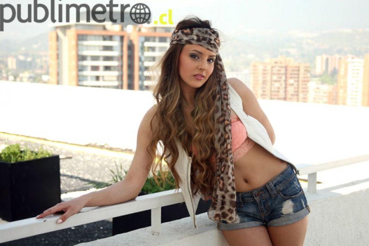 Foto:Foto: Ricardo Ramírez / Publimetro – Maquillaje: Sol Vargas. Imagen Por:
