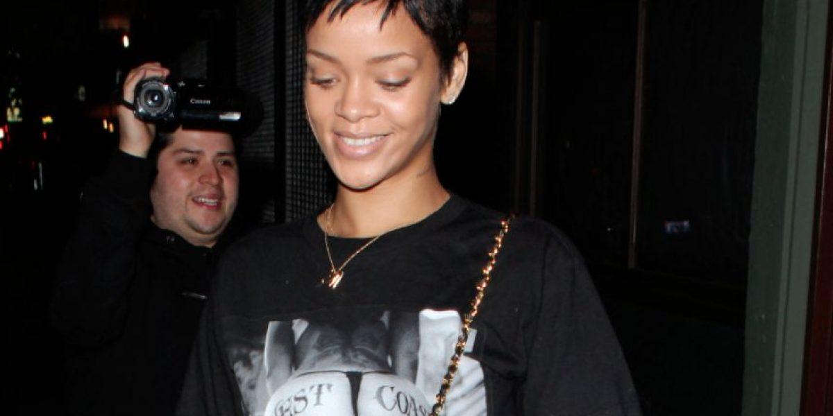 [FOTOS] Rihanna: provocadora y amante de las transparencias