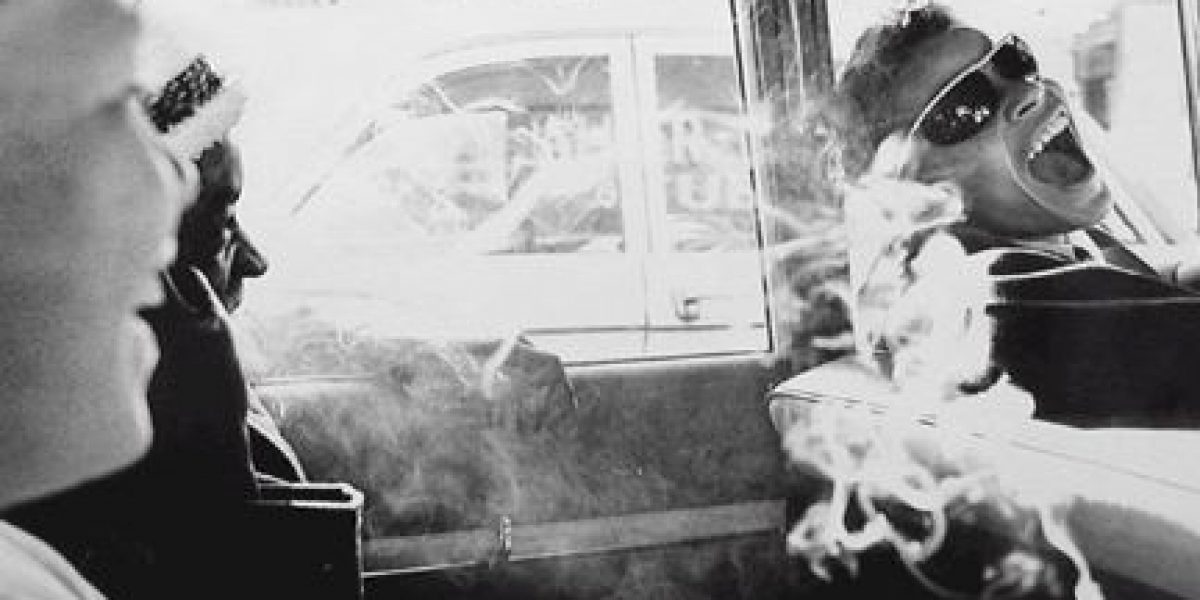 Fumar en el interior del auto es tres veces más tóxico