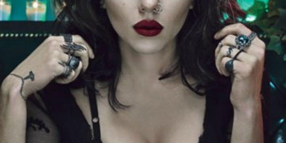 Scarlett Johansson se transforma en Cruella de Vil