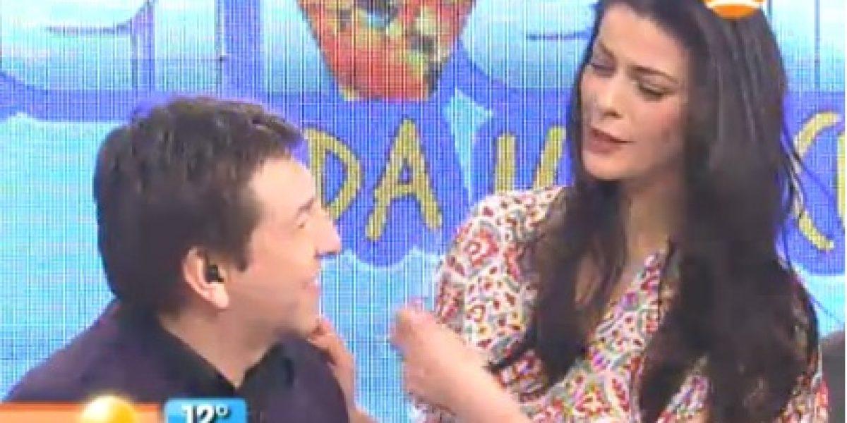 Tonka compara a Julio César con Fulvio Rossi por su relación con una mujer menor