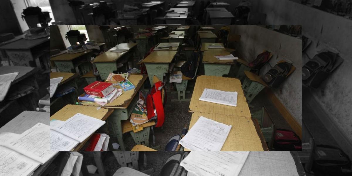 Inédita huelga por la crisis ecónomica: Padres no llevan a sus hijos a la escuela