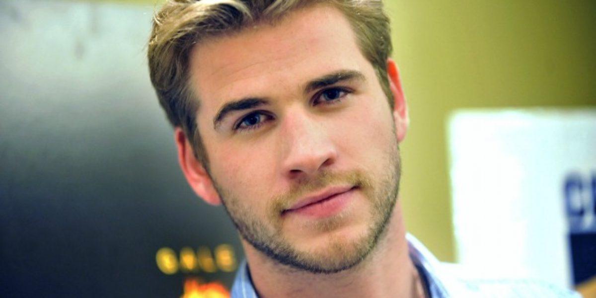 Liam Hemsworth sufre accidente mientras grababa película