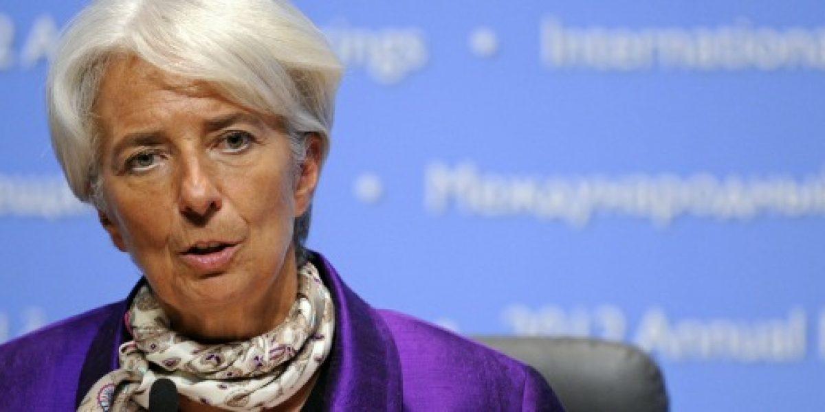 La directora del Fondo Monetario Internacional vendrá a Chile en diciembre