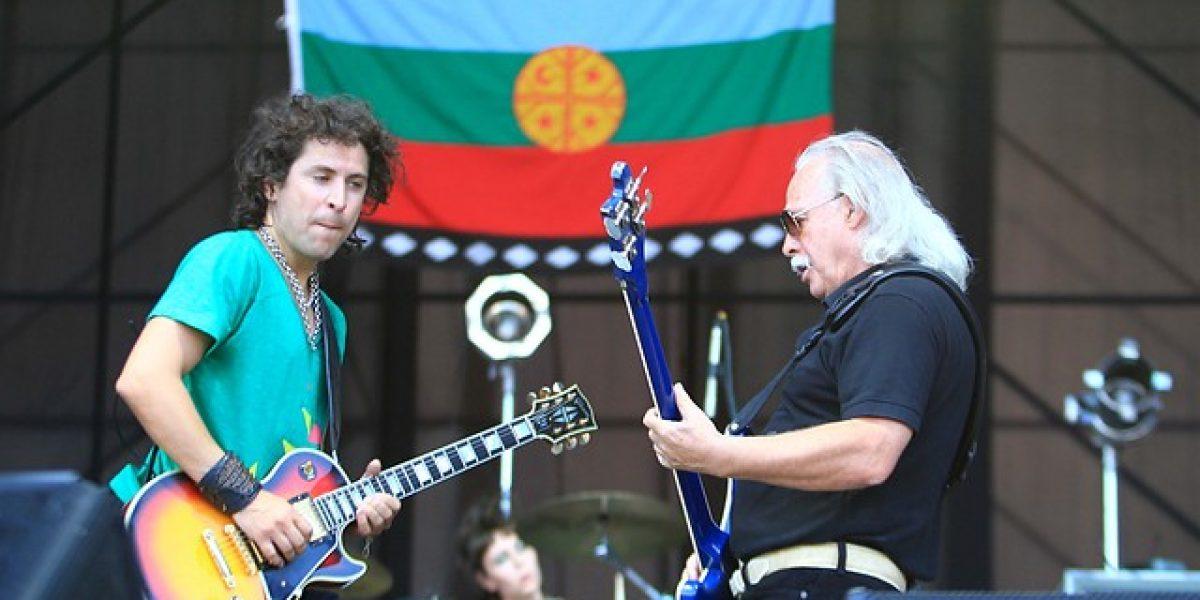 Los Jaivas confirmados como banda invitada a show de Robert Plant