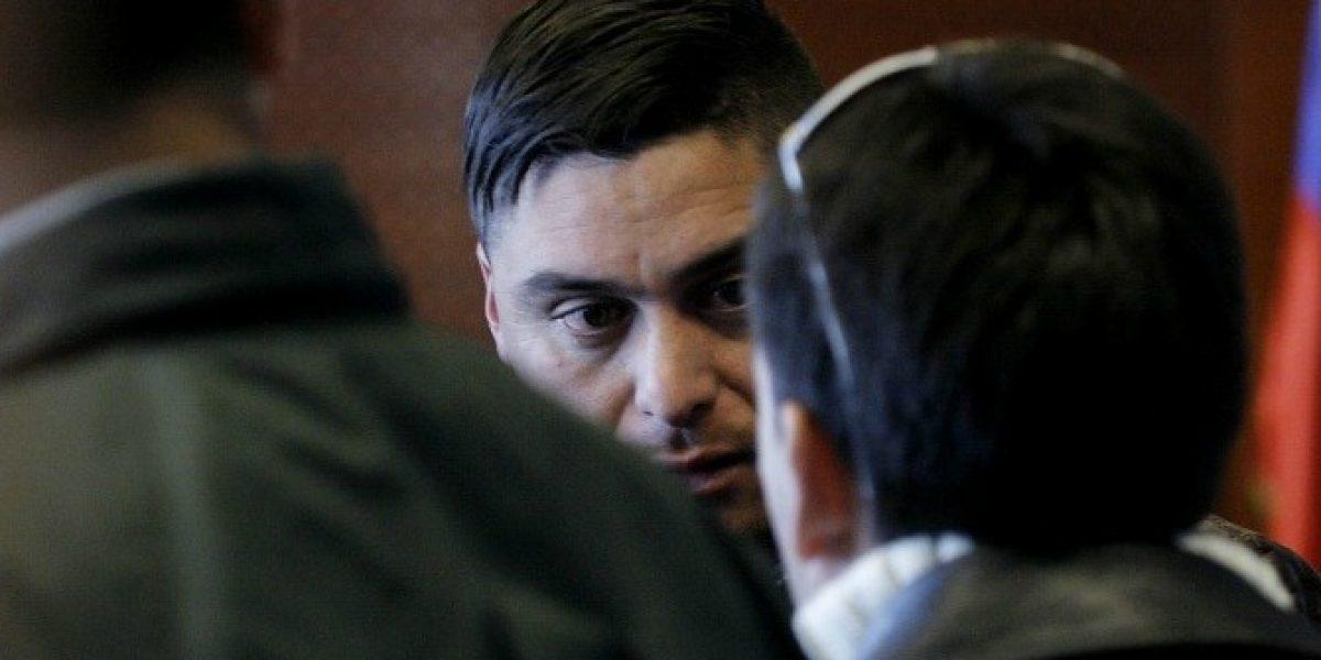 Manuel Neira fue formalizado y quedó con licencia suspendida