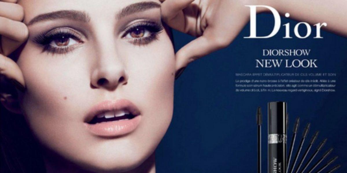 Esta imagen de Natalie Portman fue prohibida en Inglaterra
