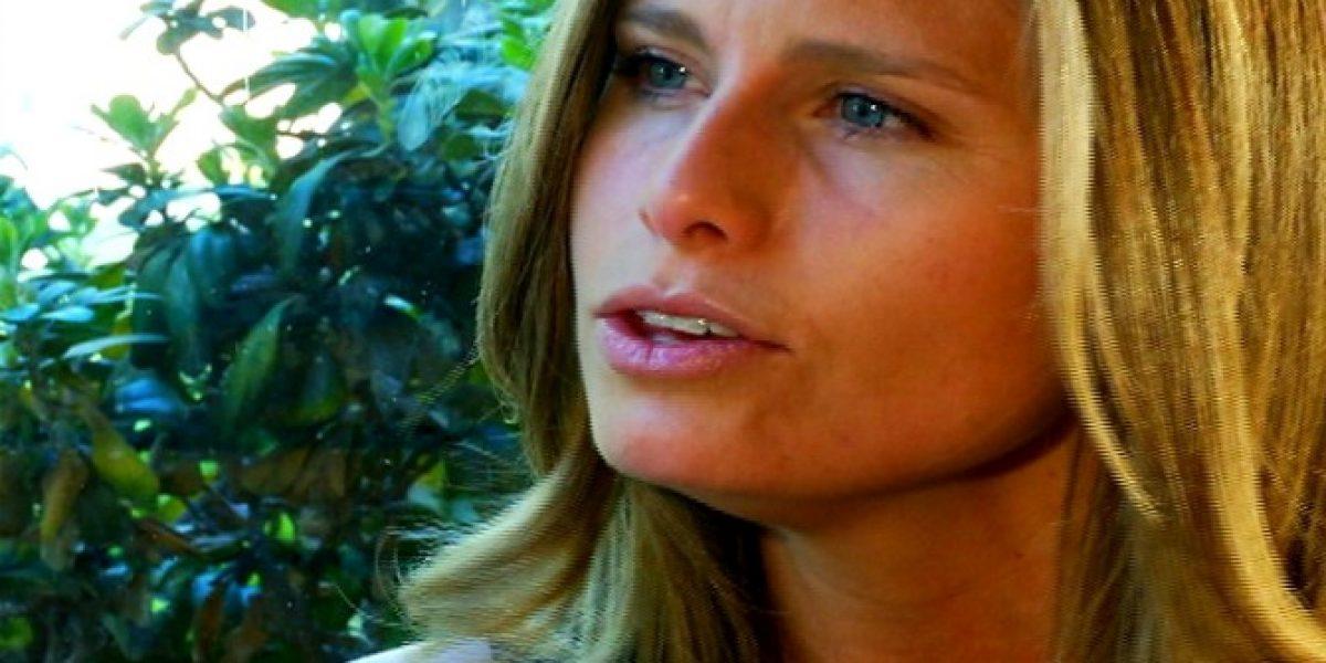 Soledad Onetto y la ausencia de Felipe: