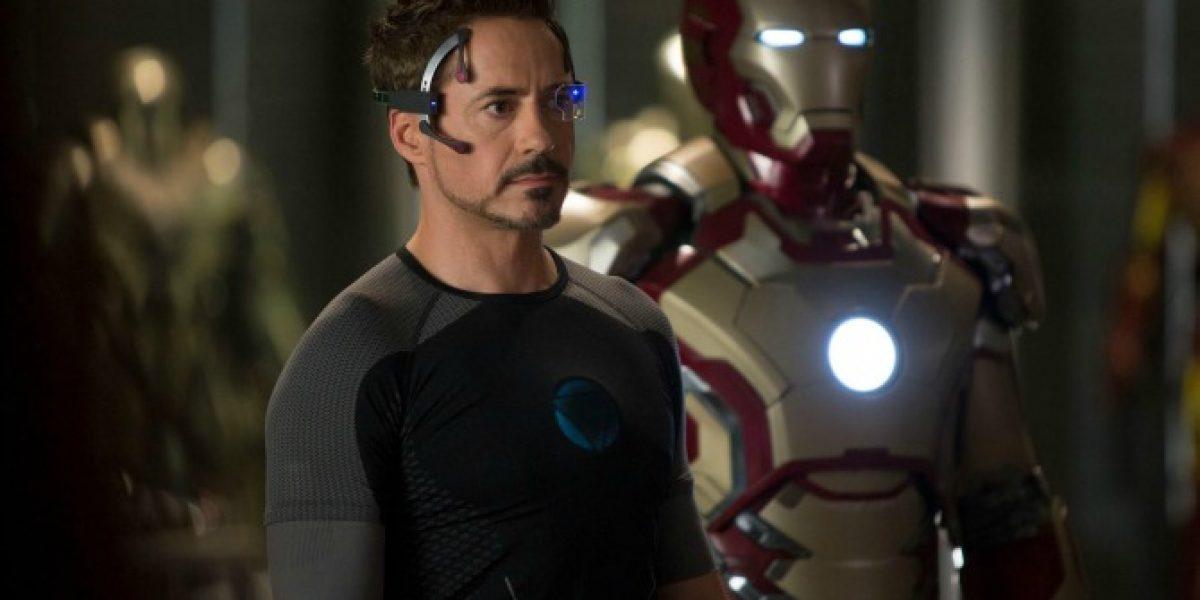 El vibrante y oscuro avance de Iron Man 3 muestra el rostro de