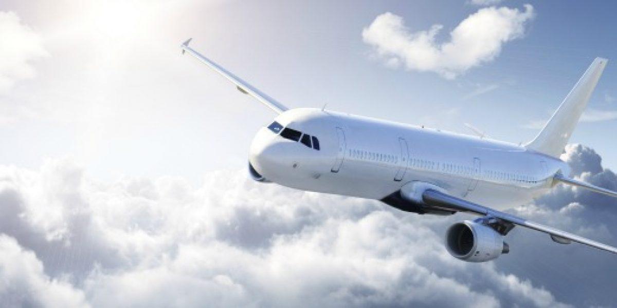 El transporte aéreo de pasajeros creció en Chile un 14 % en septiembre