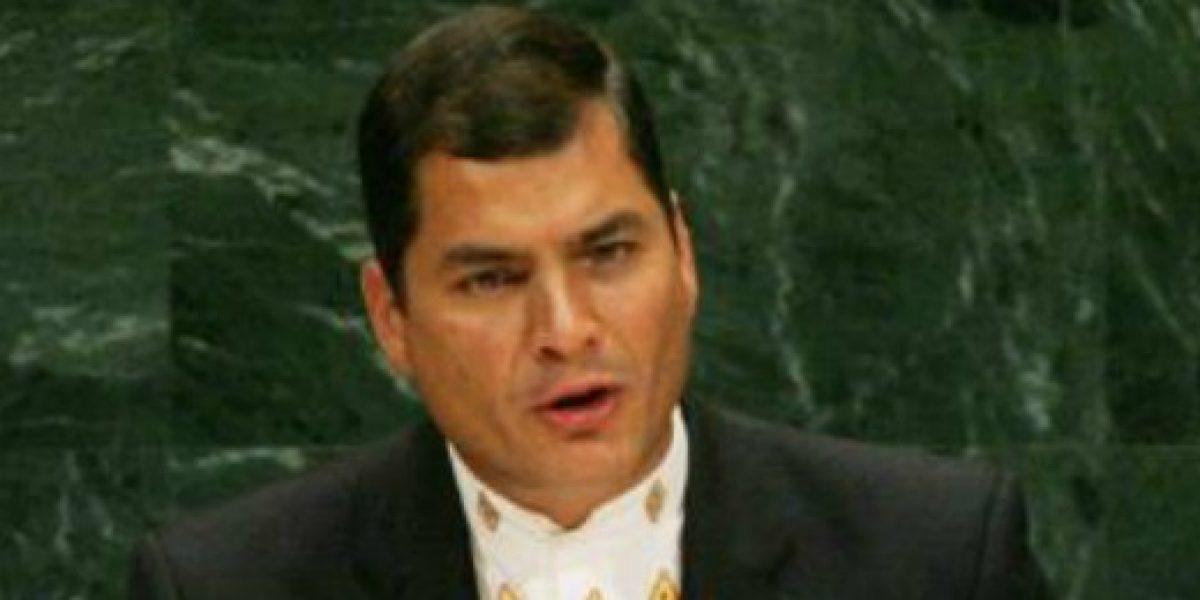 Presidente de Ecuador viene a Chile para desplegar una agenda cultural y económica