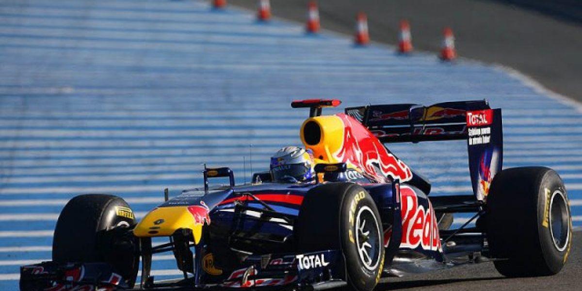 La F1 llega a Santiago
