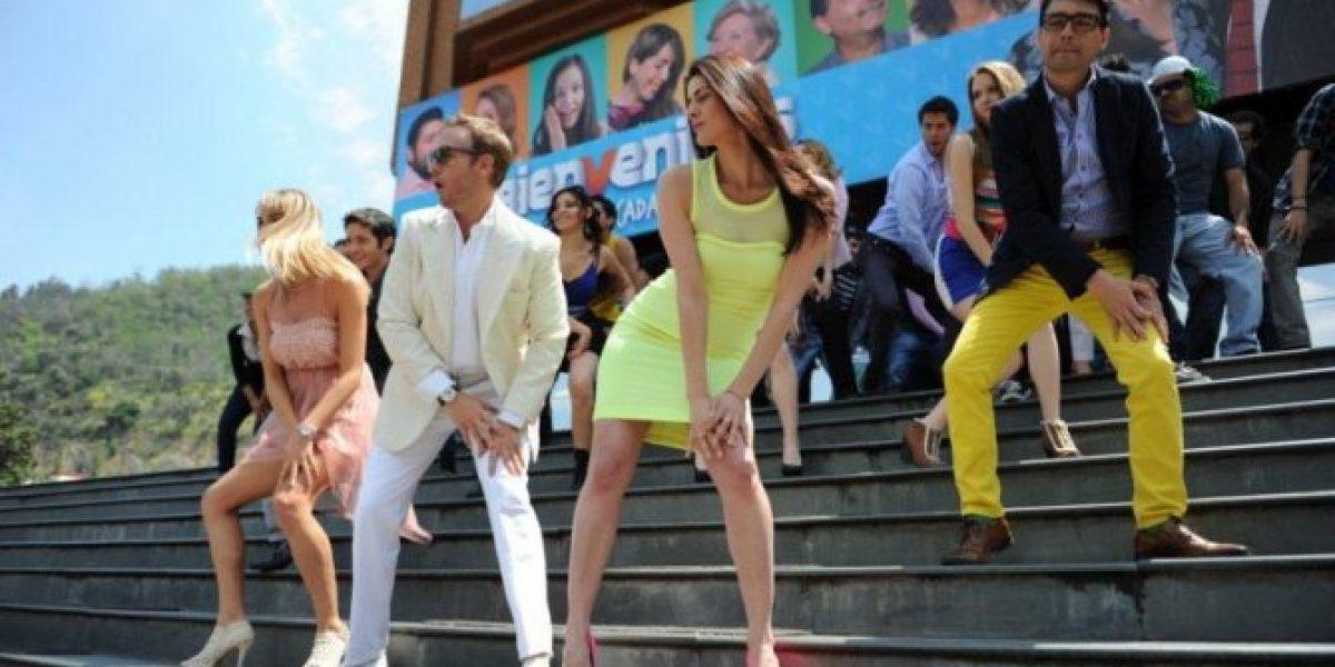 Tonka, Vale Ortega y Martín también bailaron el Gangnam Style