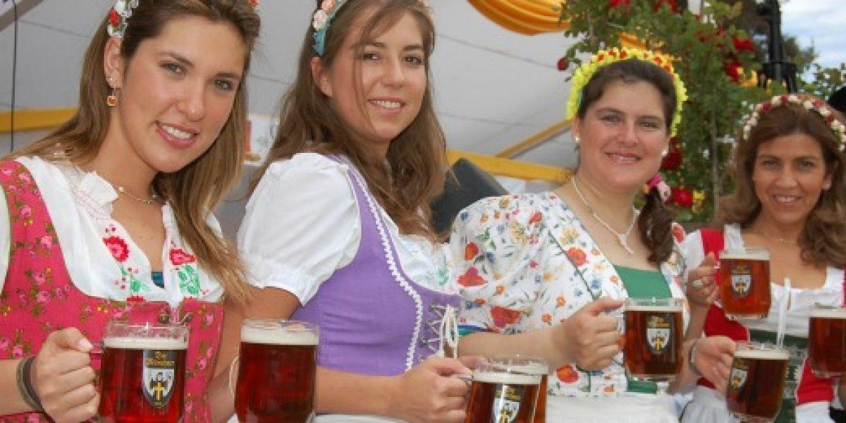 Oktoberfest 2012 ofrecerá más de 200 tipos de cervezas