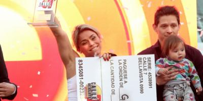 """Fernanda Gallardo gana final femenina de """"Calle 7"""""""