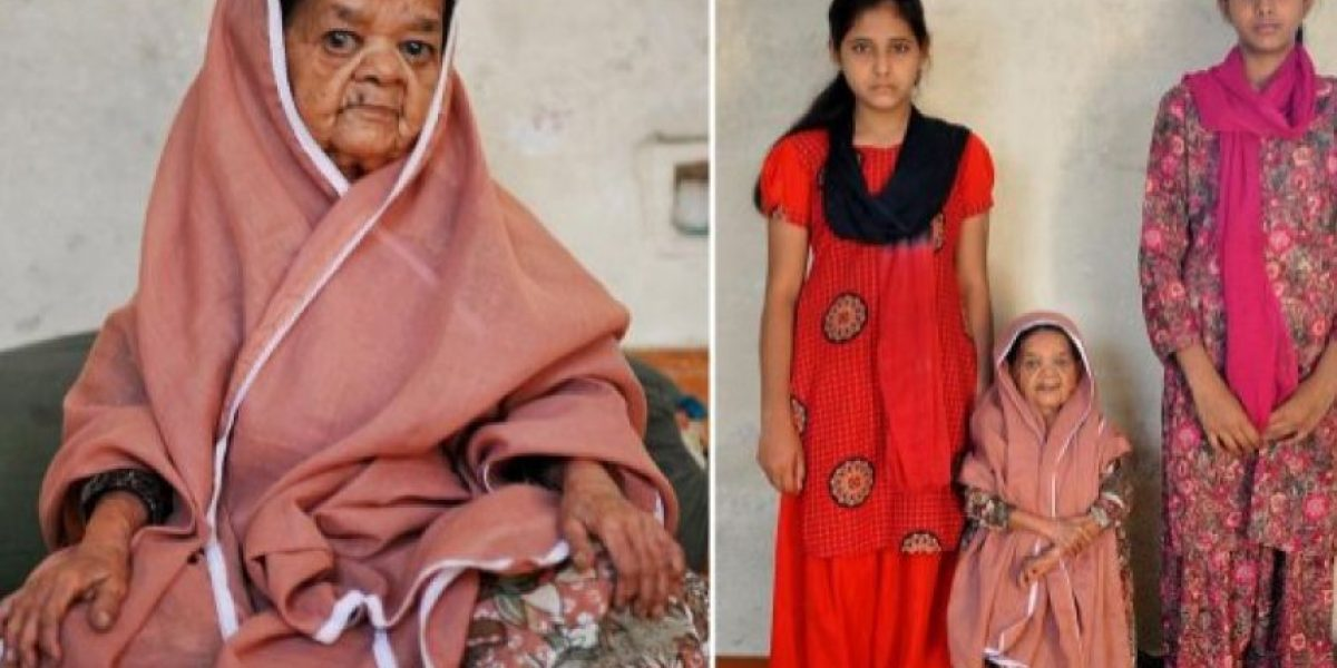 Tiene 113 años y es la enana más vieja del mundo