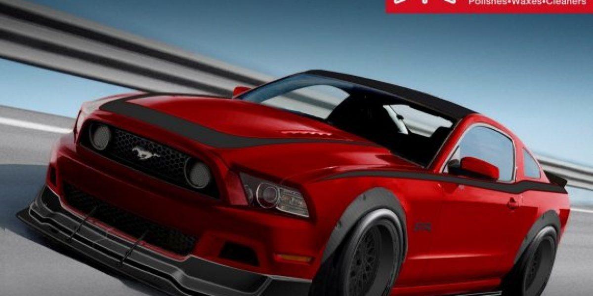 Ford nos deleitará con 6 Mustang en el SEMA Show