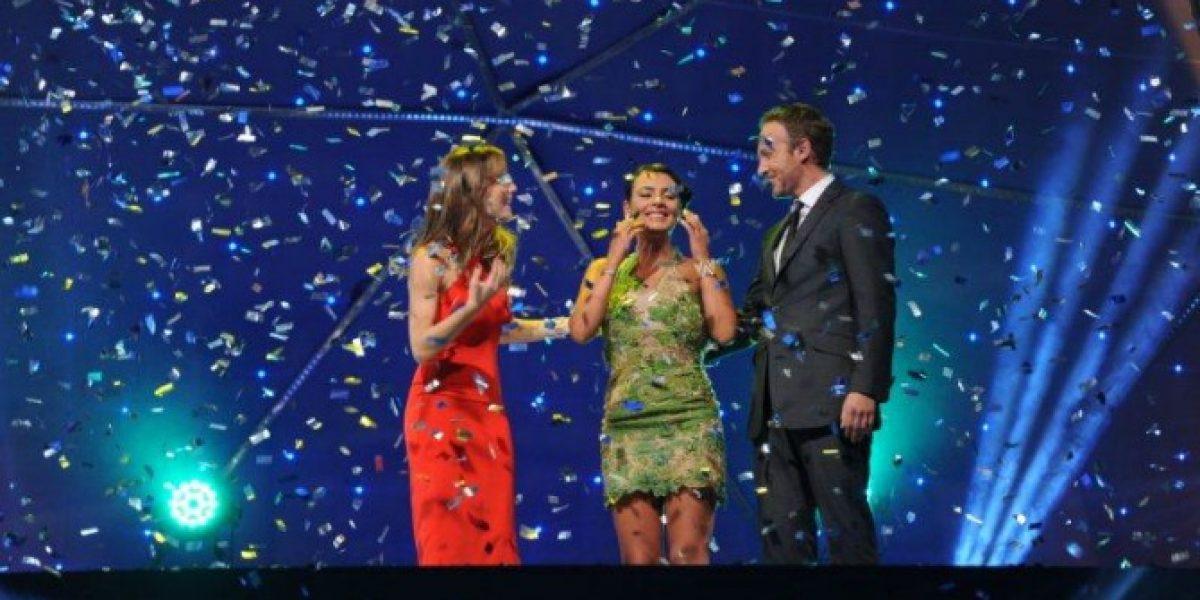 Domi se consagra como ganadora de Vértigo que logra peak de 31 puntos