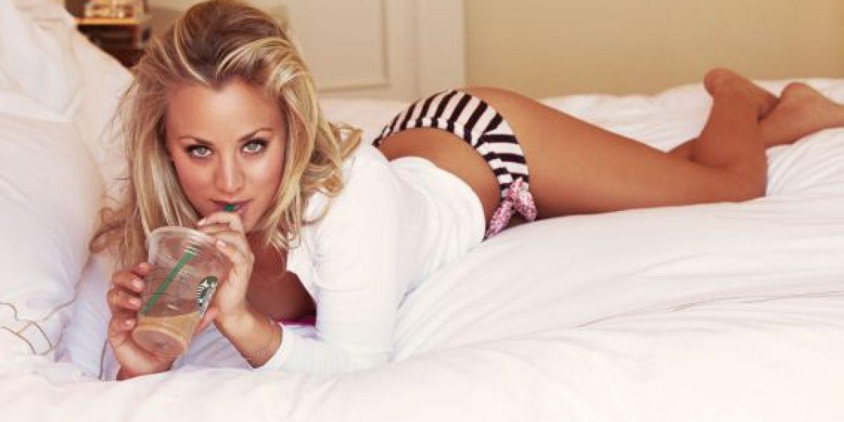 Penny de The Big Bang Theory más sexy que nunca
