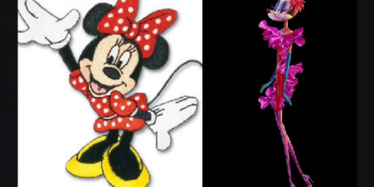 Polémica por campaña que muestra a Minnie Mouse ultradelgada